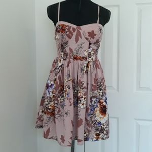 Band Of Gypsies Dress With Pockets